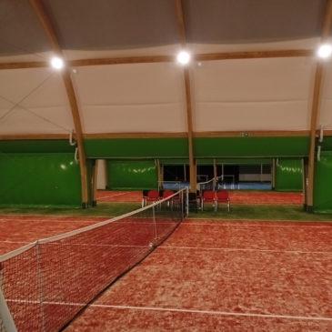 Kryty kort tenisowy Warszawa
